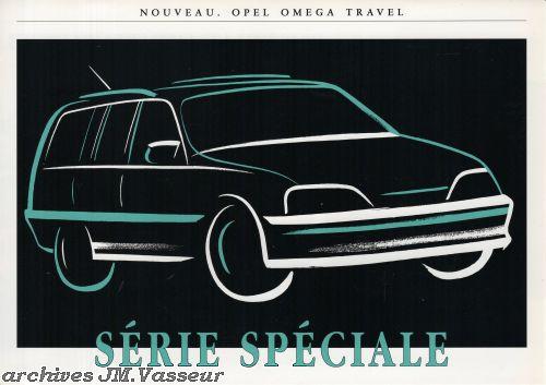 Opel Omega TRAVEL