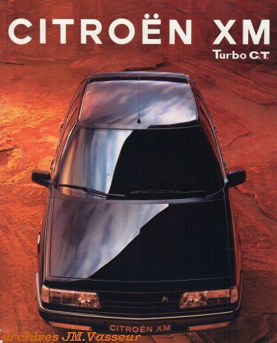 Citroën XM TURBO C.T