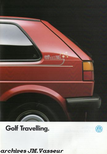 Volkswagen Golf TRAVELLING