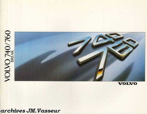 Volvo 740 / 760 BREAK