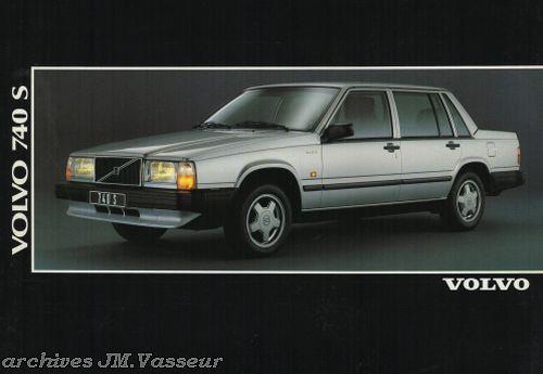 Volvo 740 S