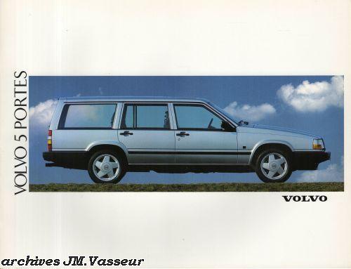 Volvo Gamme 5 portes Volvo 240/740/940/960