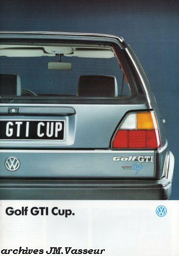 Volkswagen Golf GTI CUP