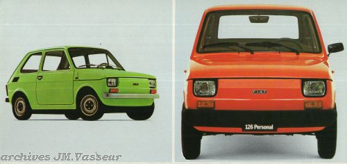 Fiat 126 / 126 PERSONAL