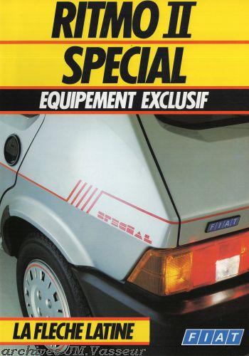 Fiat Ritmo II SPECIAL
