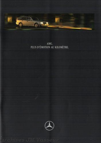 Mercedes-Benz Gamme AMG