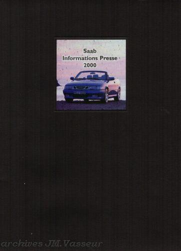 Saab Gamme Saab  AM 2000