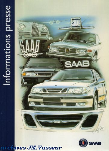 Saab Gamme Saab