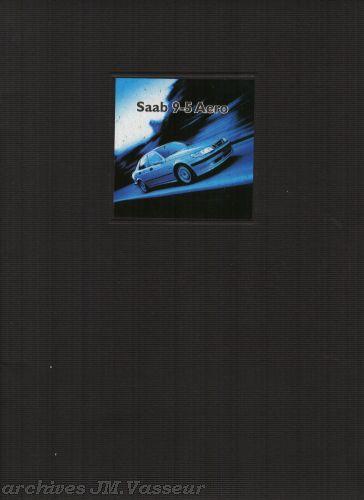 Saab 9-3 / 9-5 AERO