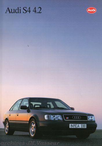 Audi S4 4.2