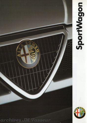 Alfa Romeo SPORT WAGON