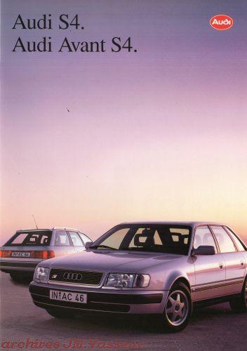 Audi S4 Berline / Avant