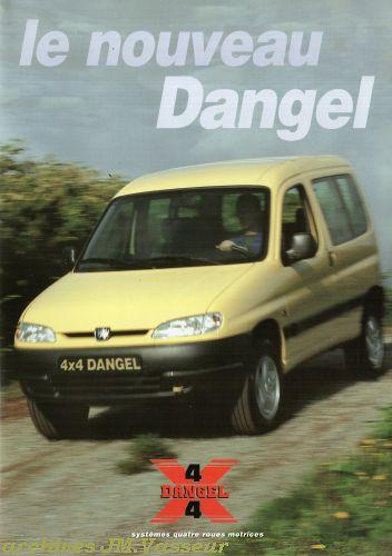 Dangel Peugeot PARTNER 4×4