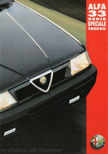 Alfa Romeo 33 TROFEO