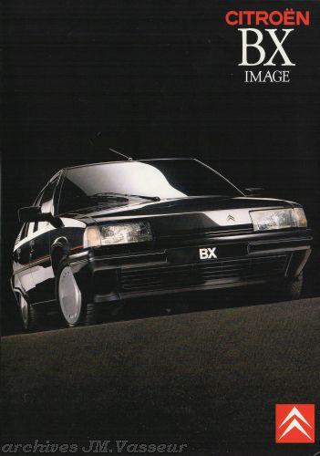 Citroën BX BERLINE IMAGE
