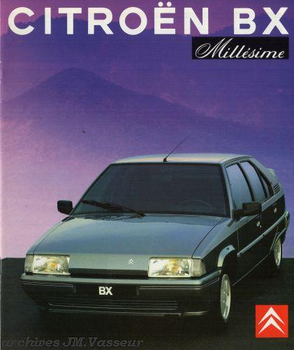 Citroën BX BERLINE MILLÉSIME