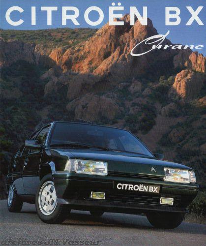 Citroën BX BERLINE OURANE