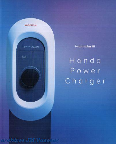 Honda-E Power Charger