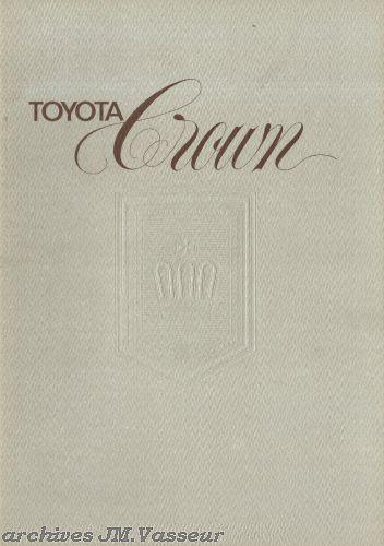 Toyota Crown SEDAN / WAGON